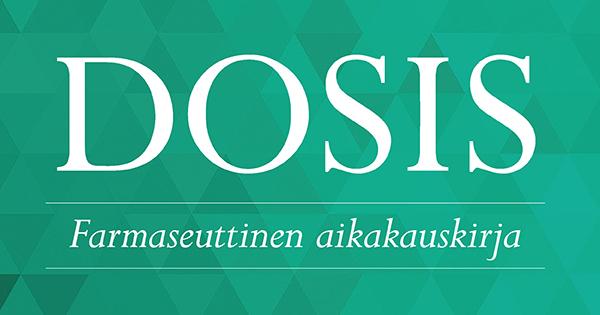 Image of Dosis 3/2019 on ilmestynyt