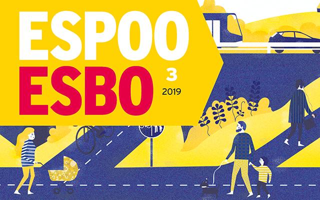 Image of Espoo Esbo 3/2019 on luettavissa verkkojulkaisuna
