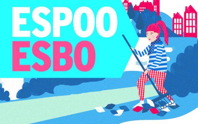 Image of Espoo Esbo 4/2019 on luettavissa verkkojulkaisuna